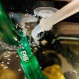水槽の夜間エアレーションのやり方【コケ防止・酸欠防止】
